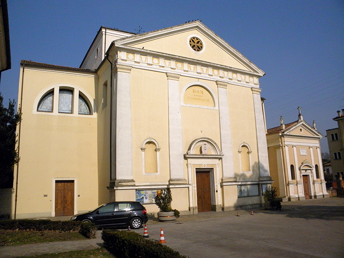 chiesa stanghella